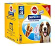 Snacks dental para perros de talla mediana Caja 56 uds. 1140 g Pedigree Dentastix
