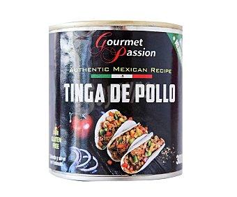 Gourmet Passion Rellenos para tacos, Tinga de pollo 300 g