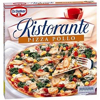 Ristorante Dr. Oetker Pizza pollo estuche 355 g