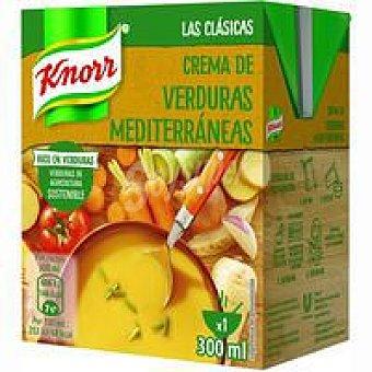 Knorr Crema líquida de verduras Brik 300 ml