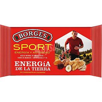 Borges Sport energía y actividad mezcla natural de frutos secos con vitaminas Estuche 50 g