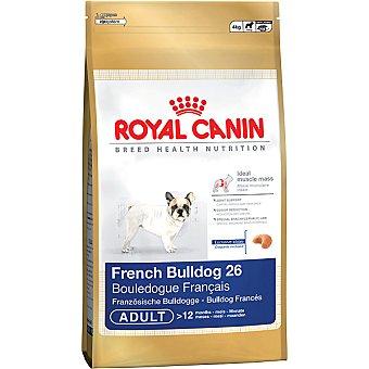 Royal Canin Producto especial para perros de raza bulldog francés Adult Bolsa 4 kg