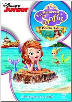 """Disney La princesa Sofía: """"El palacio flotante"""" DVD 1 ud"""