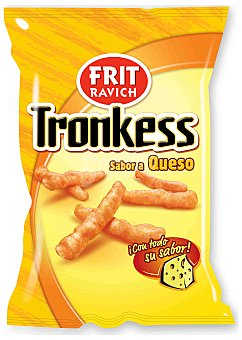 Frit Ravich Snack sabor a queso 140 g