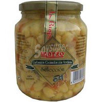 Marzo Garbanzo con verdura Tarro 700 g