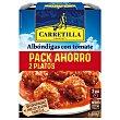 Albóndigas con tomate Carretilla Pack 2 unidades de 300 g Carretilla