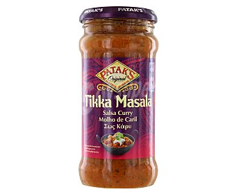 Patak's Salsa de curry india tikka masala 350 g
