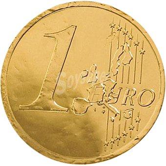 SIMON COLL Medallón mediano de chocolate envase 68 g