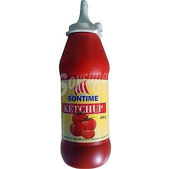 SONTIME Ketchup botella 450 g 450 g