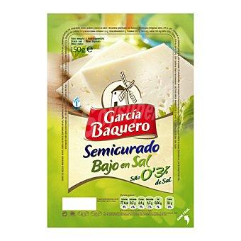 García Baquero Lonchas de queso bajo en sal 200 g