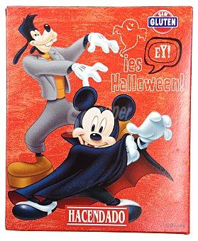 Hacendado Paquete sorpresa halloween (antifaz,golosinas,juegos) 1u
