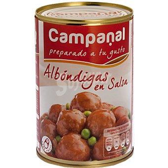 Campanal Albóndigas en salsa lata de 425 g