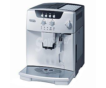 De'longhi esam 04.110S Máquina de café automática, presión 15 bares, café en grano o molido, capacidad del depósito , molinillo integrado, potencia 1450w 1,8L