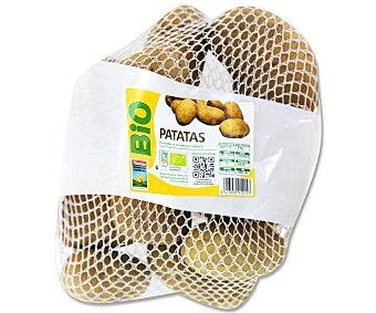 Auchan Producción Controlada Patatas biológicas Malla de 2 Kilogramos