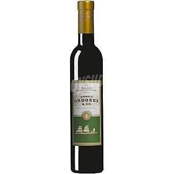 JORGE ORDOÑEZ & CO. Nº 1 Selección Especial vino blanco naturalmente dulce D.O. Málaga botella 37,5 cl Botella de 37,5 cl