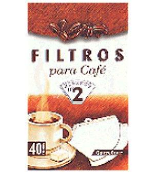 Carrefour Papel filtr.1-6t 1 ud