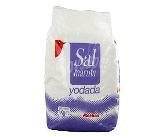 Auchan Sal marina yodada 1 kilogramo