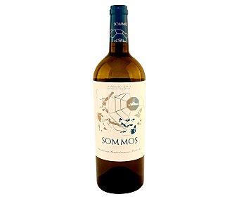 Sommos Vino blanco con denominación de origen Somontano Botella de 75 cl