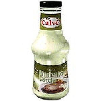 Calvé Salsa de pimienta verde Frasco 250 ml