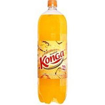 Konga Refresco de naranja Botella 2 litros