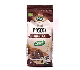 Santiveri Roscos integrales Paquete 200 g