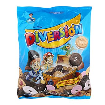 Arcor Galletas Diversion 400 g