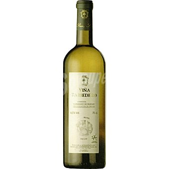 VIÑA BARREDERO Vino blanco de Andalucía Botella 75 cl