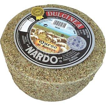 Nardo Queso viejo de oveja elaborado con leche cruda al romero peso aproximado pieza 29 kg 29 kg