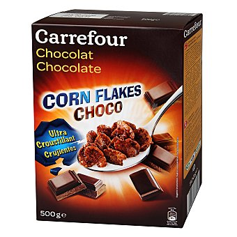 Carrefour Corn Flakes con chocolate 500 g