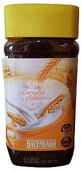 Hacendado Cereal soluble fibra Tarro 150 g
