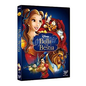 Disney La Bella y la Bestia DVD 1 ud