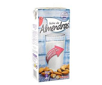Auchan Bebida de almendras con calcio 1 litro