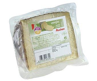 Auchan Queso de oveja curado en cuña 500 Gramos