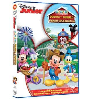 Disney La casa de Micky Mouse DVD
