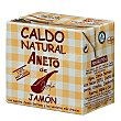 Caldo natural de jamón Brik 500 ml Aneto