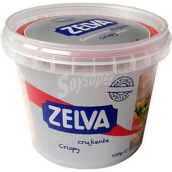 Zelva Cebolla frita crujiente Vaso 100 g