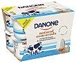Yogur natural azucarado Pack 12 x 125 g Danone