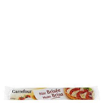 Carrefour Masa brisa 230 g