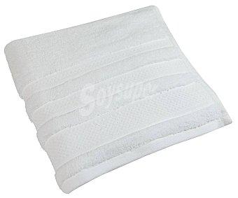 """Actuel Toalla de lavabo de algodón modal y tejido """"torsión 0"""" color blanco, /m² actuel 600 g"""