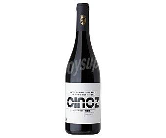 Oinoz Vino tinto crianza con denominación de origen Rioja Botella de 70 cl