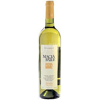 Macía Batle Vino blanco Blanc de Blancs D.O. Binissalem Mallorca botella 75 cl Botella 75 cl