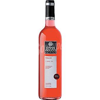 Gran Feudo Edición vino rosado criado sobre lías D.O. Navarra Botella 75 cl