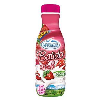 Central Lechera Asturiana Batido de fresa botella 1 l
