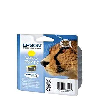 Epson Cartucho de Tinta Stylus - Amarillo 1 ud