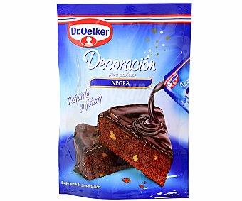 Dr. Oetker Cobertura de chocolate Sobre 100 g