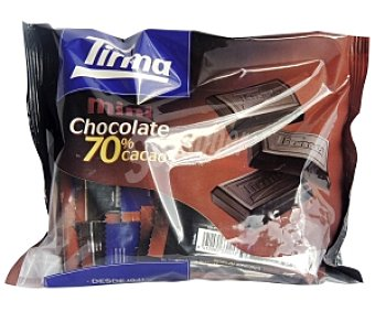 Tirma Chocolate 70% cacao 210 gramos