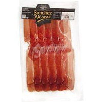 Sanchez Alcaraz Jamón ibérico de cebo 150 g