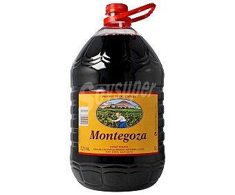 Vino tinto montegoza Garrafa de 5 litros