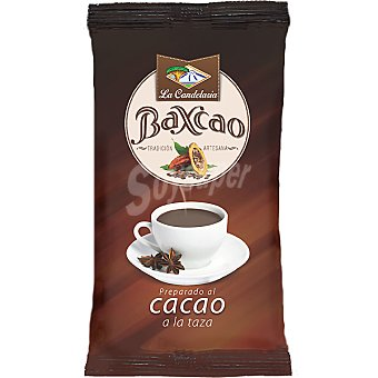 La Candelaria Baxcao cacao desgrasado azucarado paquete 250 g Paquete 250 g