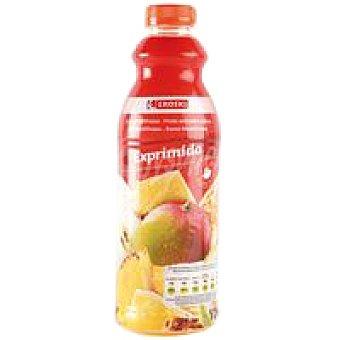 Eroski Zumo refrigerado multifrutas Botella 1 litro